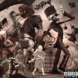 CD Cover Image. Title: The Black Parade, Artist: My Chemical Romance
