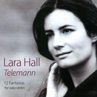 Telemann: 12 Fantasias for Solo Violin