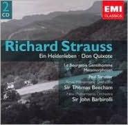 Richard Strauss: Ein Heldenleben; Don Quixote