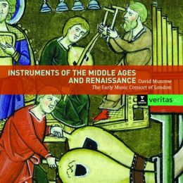 Instruments of the Middle Age and Renaissance