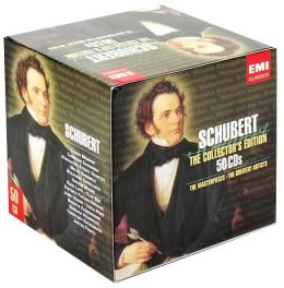 Schubert: The Collector's Edition - The Masterpieces, The Greatest Artists [50 CDs]