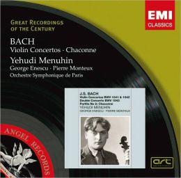 Bach: Violin Concertos, Chaconne