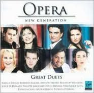 Opera New Generation: Great Duets