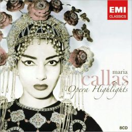 Maria Callas, Opera Highlights [Box Set]