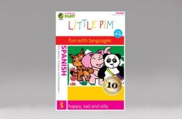 Little Pim: Spanish, Vol. 5 - Happy, Sad and Silly