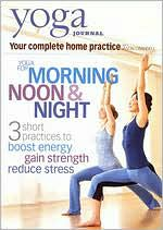 Yoga Journal: Yoga for Morning, Noon and Night With Jason Crandell