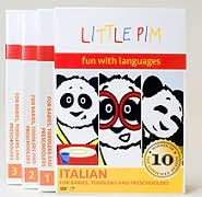 Little Pim: Italian