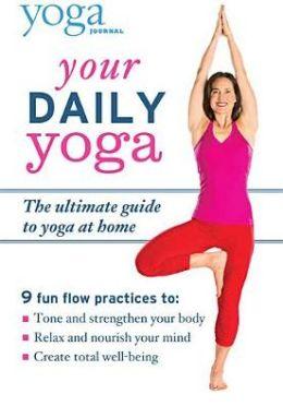 Yoga Journal: Your Daily Yoga