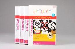 Little Pim Spanish Box Set (Vol. I)