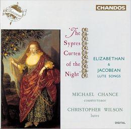 Elizabethan & Jacobean Lute Songs