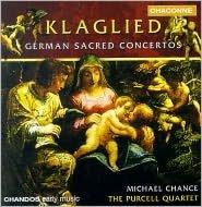 Klaglied: German Sacred Concertos