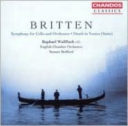 Britten: Symphony for Cello and Orchestra; Death in Venice (Suite)