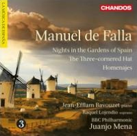 Falla: Works for Stage and Concert Hall