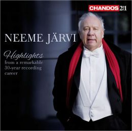 Neeme Järvi: Highlights from a remarkable 30-year recording career
