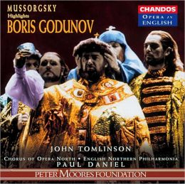 Mussorgsky: Boris Godunov [Sung in English]