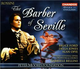 Rossini: The Barber of Seville [Sung in English]