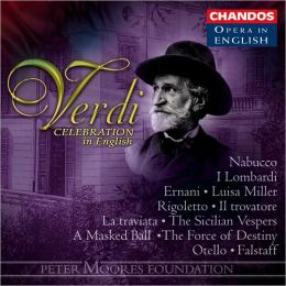 Verdi Celebration [Sung in English]