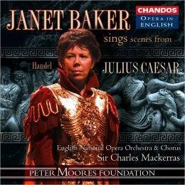 Janet Baker Sings Scenes for Julius Caesar