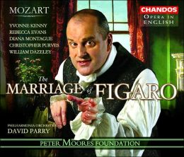 Mozart: The Marriage of Figaro [Sung in English]