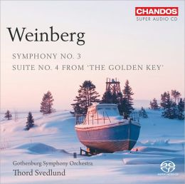 Weinberg: Symphony No. 3; Suite No. 4 from 'The Golden Key'