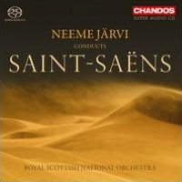 Neeme Jrvi conducts Saint-Sans