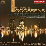 Sir Eugene Goossens: Orchestral Works, Vol. 2