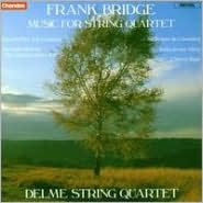 Bridge: String Quartet No2; Sir Roger de Coverley, Christmas dance H155