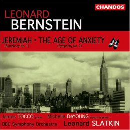 Bernstein: Jeremiah, The Age of Anxiety, Divertimento