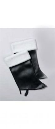 Halco 9599 Deluxe Plush Boot Top