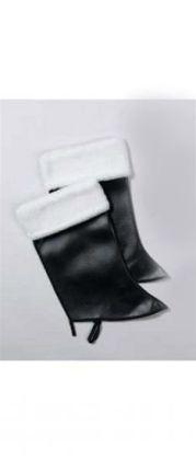 Halco 9599XL Deluxe Plush Boot Top - XL