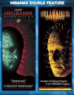 Hellraiser 4: Bloodline & Hellraiser 5: Inferno