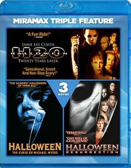 Halloween Triple Feature