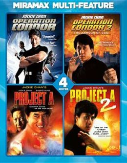 Jackie Chan 4-Film Collection