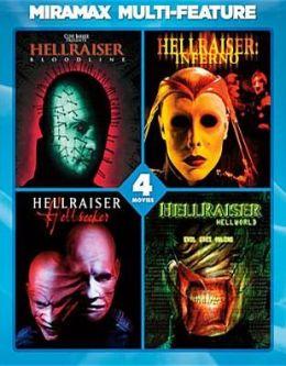 Hellraiser 4-Film Series