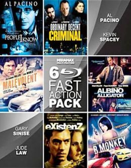 Fast Action 6 Pack