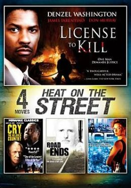 4-Movie Heat on the Street
