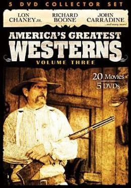 America's Greatest Westerns, Vol. 3