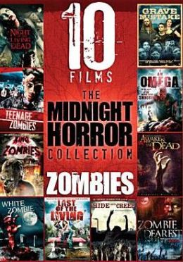 Midnight Horror Collection: Zombies