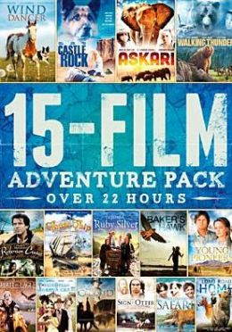 15-Film Adventure Pack