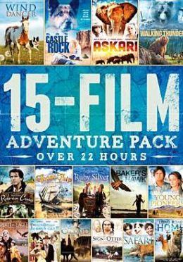 15-Film Adventure Pack