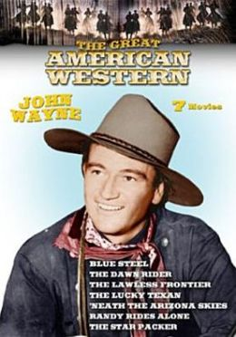 Great American Western, Vol. 3: John Wayne