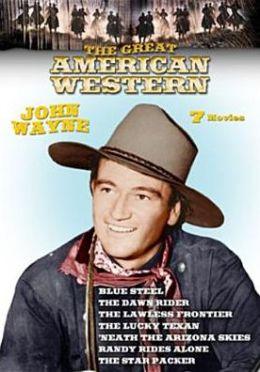 Great American Western, Vol. 3: John Wayne