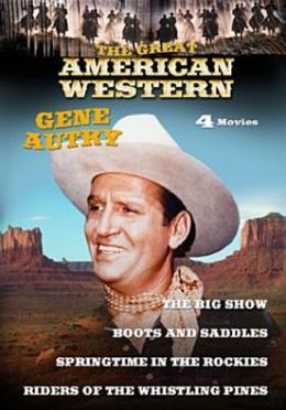Great American Western, Vol. 5: Gene Autry