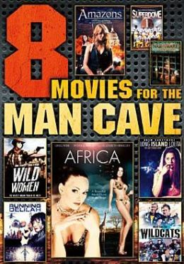 8 Movie Pack: Movies for the Man Cave 4