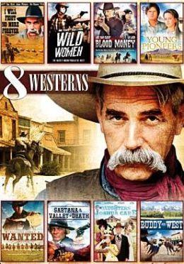 8 Movie Western Pack 4 (2pc) / (Full Ws Slim)