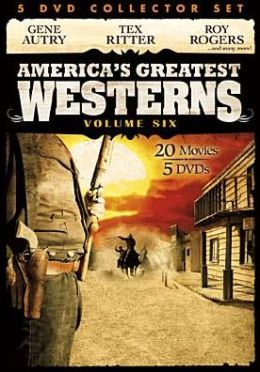 America's Greatest Westerns, Vol. 6