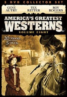 America's Greatest Westerns, Vol. 8