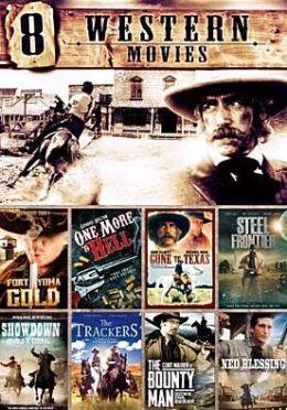 8-Movie Western Pack 5