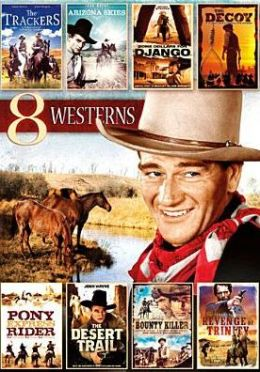 8-Movie Western Pack