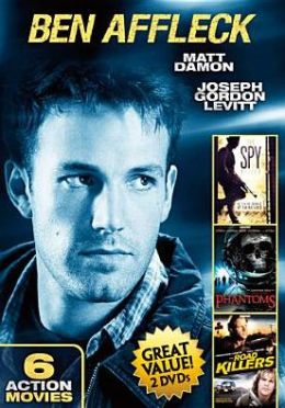 6-Movie: Affleck & Damon (2pc) / (Full Ws Slim)